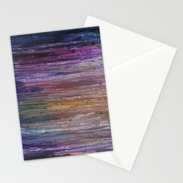 Underlying Layers Stationery Cards