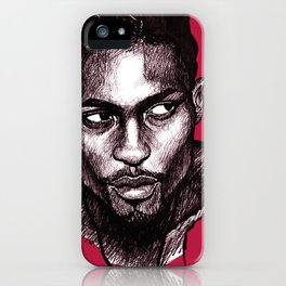 D'Angelo iPhone Case