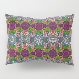 Gypsy Flower Pillow Sham