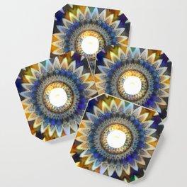 Oddity Recolored Mandala Coaster