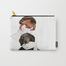 Emily and Arthur Miller Carry-All Pouch