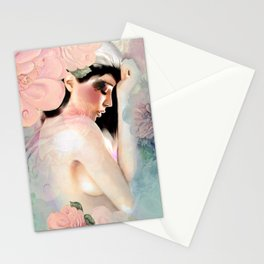 Lament Of The Roses Stationery Cards