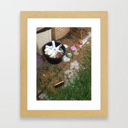 #36 Framed Art Print