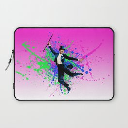 Astaire Fred, still dancing. Laptop Sleeve