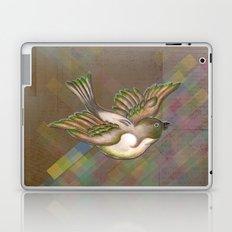 Flying Little Bird Laptop & iPad Skin