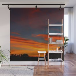 Sunrise Haven Wall Mural
