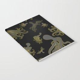 Baby Octopi Notebook