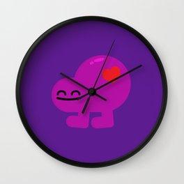 Junky Trunky Wall Clock