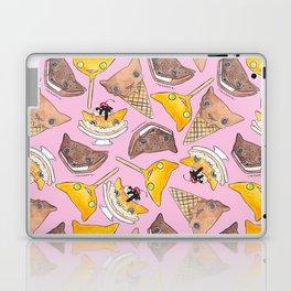 """""""Oro?"""" Ice Creams Pink Laptop & iPad Skin"""
