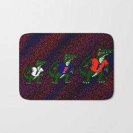 Go Gators! Bath Mat