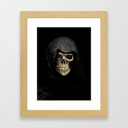 'DEATH' Framed Art Print
