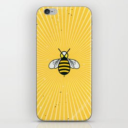 Don t worry – Bee happy – A Hell Songbook Edition iPhone Skin