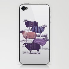 Cool Sweaters iPhone & iPod Skin