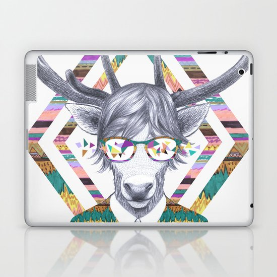 DREAMTAPES, created by Elena Mir and Kris Tate Laptop & iPad Skin