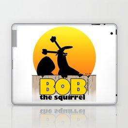 Screaming squirrel Laptop & iPad Skin