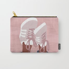 I am Rose. Carry-All Pouch