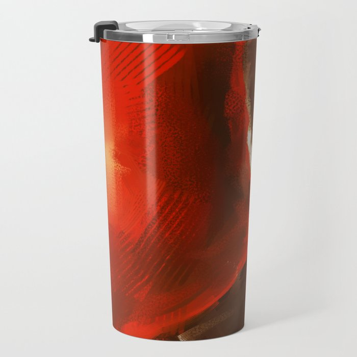 Jim Moriarty Travel Mug