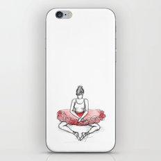 Can't Dance iPhone & iPod Skin