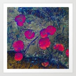 Pink revolution II Art Print