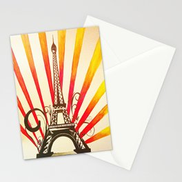 Oh La La! Stationery Cards