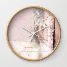 stiches Wall Clock