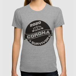 Pandemie Survivor Grungy T-shirt