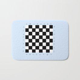 chessboard 3 Bath Mat