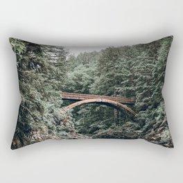 Moulton Falls Rectangular Pillow