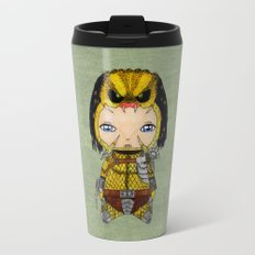 A Boy - Predator Travel Mug