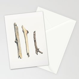 Little Sticks Watercolor Study Stationery Cards