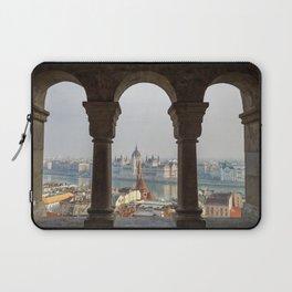 Budapest Life. Laptop Sleeve