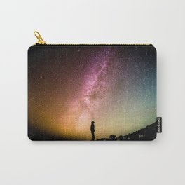 Galaxy Starry Night Universe Carry-All Pouch