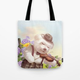 A Song For You Tote Bag