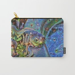 Frog Dream Carry-All Pouch