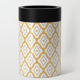 boho aztec Can Cooler
