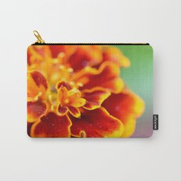 Dreaming in Orange Carry-All Pouch