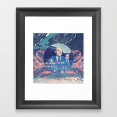 Honour Framed Art Print