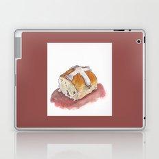 Hot Crossed Bun Laptop & iPad Skin