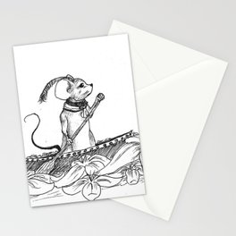 Reepicheep Stationery Cards