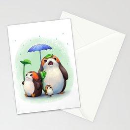 My Neighbor Porgoro Stationery Cards