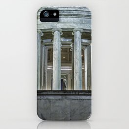 Jefferson Memorial - Side View iPhone Case
