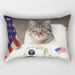 ASTRO CAT Rectangular Pillow