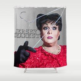 Jersey Dearest Shower Curtain