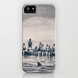 We are brave iPhone Case