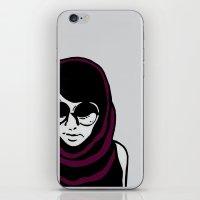 sagittarius iPhone & iPod Skins featuring Sagittarius by Bree Stillwell Craft