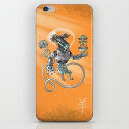 Astro Zodiac Force 08: Ram iPhone Skin