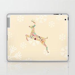 Christmas Reindeer 3 Laptop & iPad Skin
