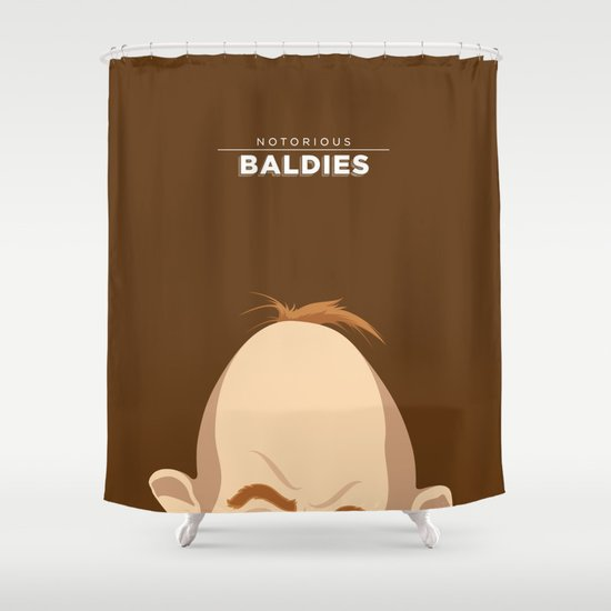 Sloth - The Goonies Shower Curtain