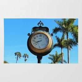 Fort Myers Clock II Rug