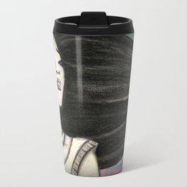 Painting the Wind Travel Mug